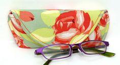 Choice of Eyeglass Case or Sunglass Case by nangatesdesigns, $14.00