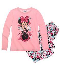 Disney Minnie Pyjama fuchsia