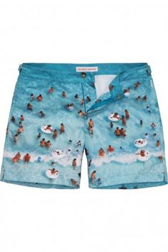 46e81661e2 LOVE these swimming trunks! Man Swimming, Bermudas Shorts, Swim Shorts,  Men's Fashion