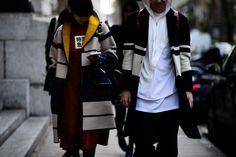"Le 21ème / Susie ""Bubble"" Lau + Steve Salter   London  // #Fashion, #FashionBlog, #FashionBlogger, #Ootd, #OutfitOfTheDay, #StreetStyle, #Style"