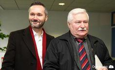 Jarosław Wałęsa: Ojciec czuje się tak zaszczuty. Piłsudski przechodził przez to ...