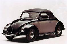 VW Kafer Cabrio 1949