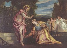 Do not touch me Paolo Veronese