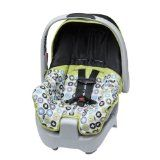 Evenflo Nurture Infant Car Seat, Covington - http://www.discoverbaby.com/new-arrivals/car-seats/evenflo-nurture-infant-car-seat-covington/
