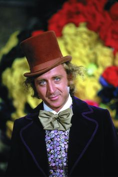 Gene Wilder ~ Willy Wonka & the Chocolate Factory
