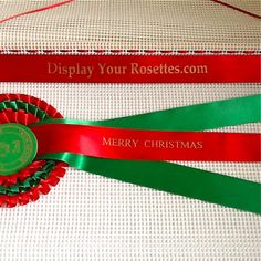 Christmas Gifts For Your Competitive Friends   Rosette Holders