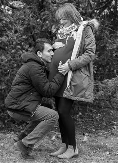 We had a great maternity photo session in the winter. We can wait to meet our baby boy.