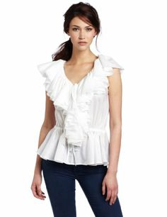 Ruffle top by Vivienne Westwood - Can you say sexy and I know it?