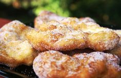 How to make Azores style malasadas (Portuguese donuts).