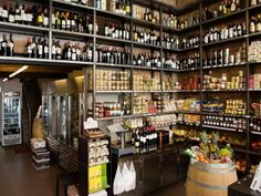 Shop design on pinterest spice shop retail design and gourmet foods - Casa doli restaurante ...