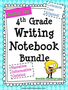 $ for a year-long unit (425 pages). Follow through the WRITING PROCESS and model lessons for Narrative Writing, Opinion Writing, and Informative Writing. It covers ALL of the Writing Common Core Standards and many Language Standards. There are teachable slides that can be used on the smart board or posters, as well as student printables WITH STANDARDS to go along with each mini lesson. You will also find practice, assessments, resources, tracking charts, rubrics, homework, etc!