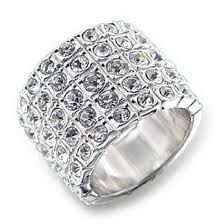mothers ring swarovski rings