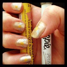 Snitch fingernails:)