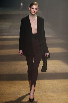 3.1 Phillip Lim F/W 2012 - runway to real world styling