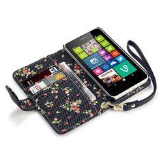 Nokia Lumia 630 / 635 Leather-Style