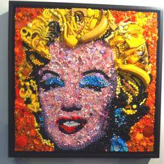 Jane Perkins - Found Plastics
