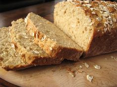 whole wheat oatmeal quick bread