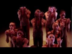 Alvin Ailey American Dance Theatre at 50 A Golden Anniversary Celebration - Show as intro to Ailey
