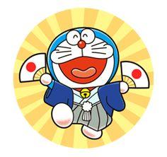Doraemon & Friends (Fujiko F. Doraemon Cake, Doremon Cartoon, Doraemon Wallpapers, Anime Fnaf, Anime Stickers, Ding Dong, Childhood Friends, Line Sticker, Chibi
