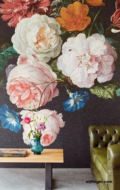bloemen-engelse-stijl