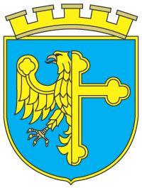Opole coat of arms. Opole es una ciudad del sur de Polonia, a orillas del río Oder. Su población es de 129.553 habitantes y es la capital de la Voivodia de Opole. Es también la sede del Condado de Opole (powiat opolski). Es la capital histórica de la Alta Silesia. La ciudad ha formado parte a lo largo de la historia de diversos estados alemanes, y en este idioma es conocida como Oppeln.