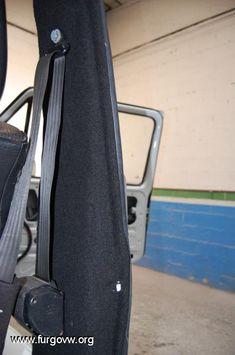 "[VW T3 1.6D - 86] Averías de ""La pekeña"" (07-06-2014)(Pag 48) - Página 15 Transporter T3, Van, Door Panels, Bricolage, Travel, Vans, Vans Outfit"