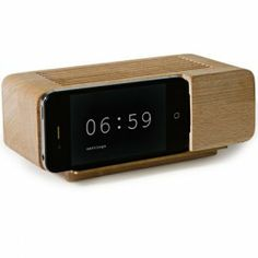 iphone alarm dock - been thinking about getting this