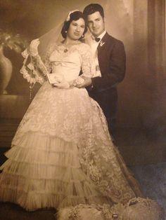 1962 newlyweds