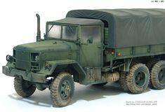 MMZ - M35A2 CARGO TRUCK