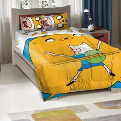Powerpuff Girls Bed Set