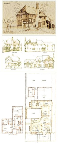 House 325 Plan by Built4ever on DeviantArt