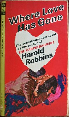 """Season 5, Episode 4: """"Where Love Has Gone"""", by Harold Robbins http://www.nypl.org/blog/2012/02/27/mad-men-reading-list"""