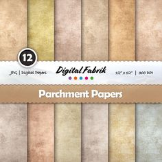 Parchment Background, Old Paper Background, Web Project, Digital Scrapbook Paper, Cardmaking, Craft Projects, Prints, Paper Envelopes, Making Cards