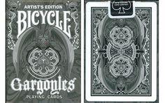Bicycle Gargoyle Playing Cards. #playingcards #poker #games