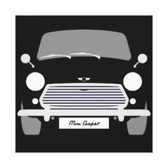 Bmw Mini car logo wall art stencil,Strong,Reusable,Recyclable
