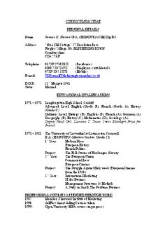 Medical Doctor Resume Example Resume Examples