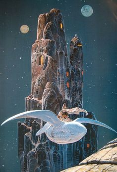 Moebius. Love the artwork, the stories, the style.