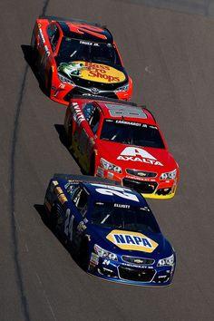 Dale Earnhardt Jr. Photos: NASCAR Sprint Cup Series Good Sam 500