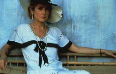 Catherine Deneuve in Indochine (Régis Wargnier, 1992)