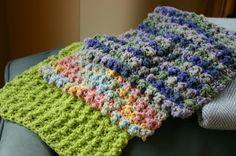 The Fuzzy Square: Crochet Scrubbies