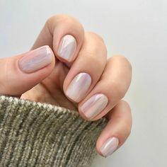 Stylish Nails, Trendy Nails, Cute Nails, Nail Ring, Minimalist Nails, Dream Nails, Perfect Nails, Nails Inspiration, Beauty Nails