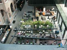 To go to: Conservatorium Hotel