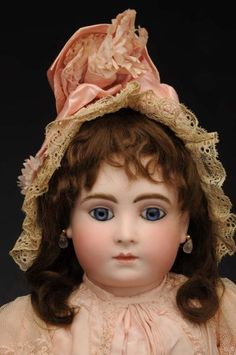 Antique French Bebe by Aristide Halopeau