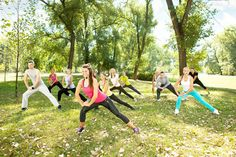 instead of for a all-inclusive fitness retreat with Brothers Boot Camp, National Forest - save Nordic Walking, Qi Gong, Bikini Bod, The Bikini, Zumba, Pilates, Body Weight Circuit, Parks, Sport Treiben