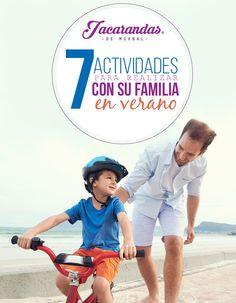 7 Actividades para realizar con su familia en el verano