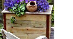Zelf een houten plantenbak Maken? Gamma heeft een hele mooie handleiding die iedereen zou kunnen maken!