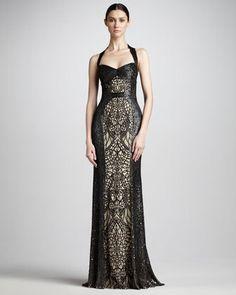 Women's Monique Lhuillier Sequin-Lace...       $10,590.00