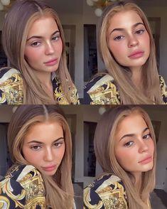 kylie and kendall Kylie Jenner New Hair, Look Kylie Jenner, Kylie Hair, Kyle Jenner, Kylie Jenner Hairstyles, Jenner Style, Kendall Jenner, Hair Color Streaks, Hair Highlights