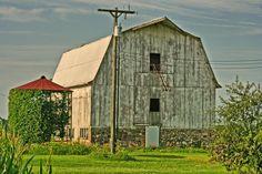 Michigan Barns Love old Barns..