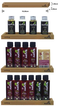 NATURE+hotel+amenities+/+Handmade+wooden+packaging The+handmade+wooden+hotel+«amenities»+stand+is+ideal+for+display+all+natural+products+for+hair+care+&+body+treatment+with+pomegranate+&+honey+organic+extracts+NATURE,+of+hotel+«amenities»+category